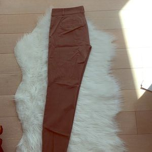 Banana republic Sloan fit pant in camel price firm